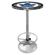 Toronto Maple Leafs Pub Table Vintage
