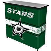 NHL Portable Bar with Case - Dallas Stars