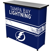 NHL Portable Bar with Case - Tampa Bay Lightning